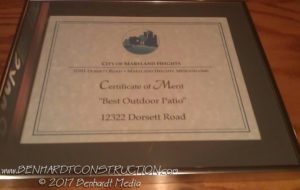 Award Winning Concrete in Maryland Heights