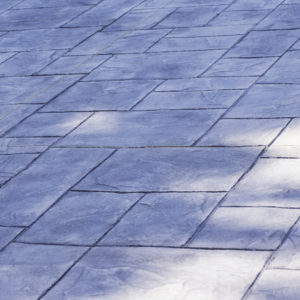 Stamped Concrete | Majestic Ashlar Concrete Stamp Pattern