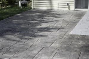 Majestic Ashlar Stamped Concrete Sealer
