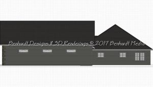 Ric Ben House Right Elevation