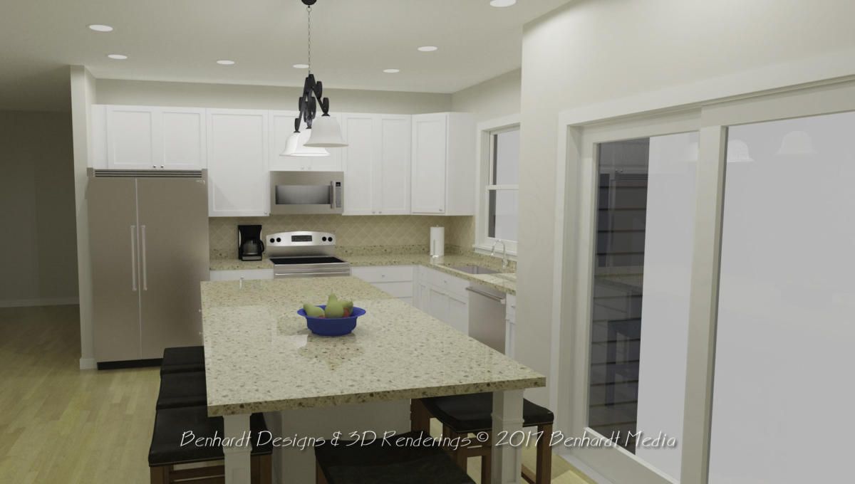 Concrete, Kitchens and Home Improvement Design Ideas Gallery