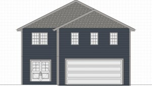 Ponderosa-Exterior-Front-Elevation-One